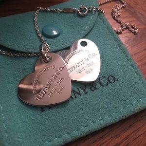Tiffany & Co. Return to Tiffany &Co. Heart Pendant